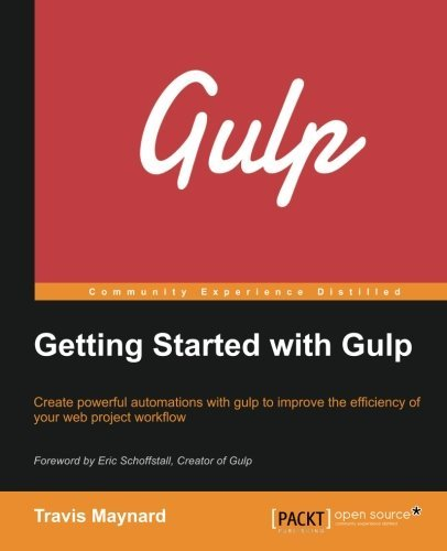 Getting Started with Gulp Cover