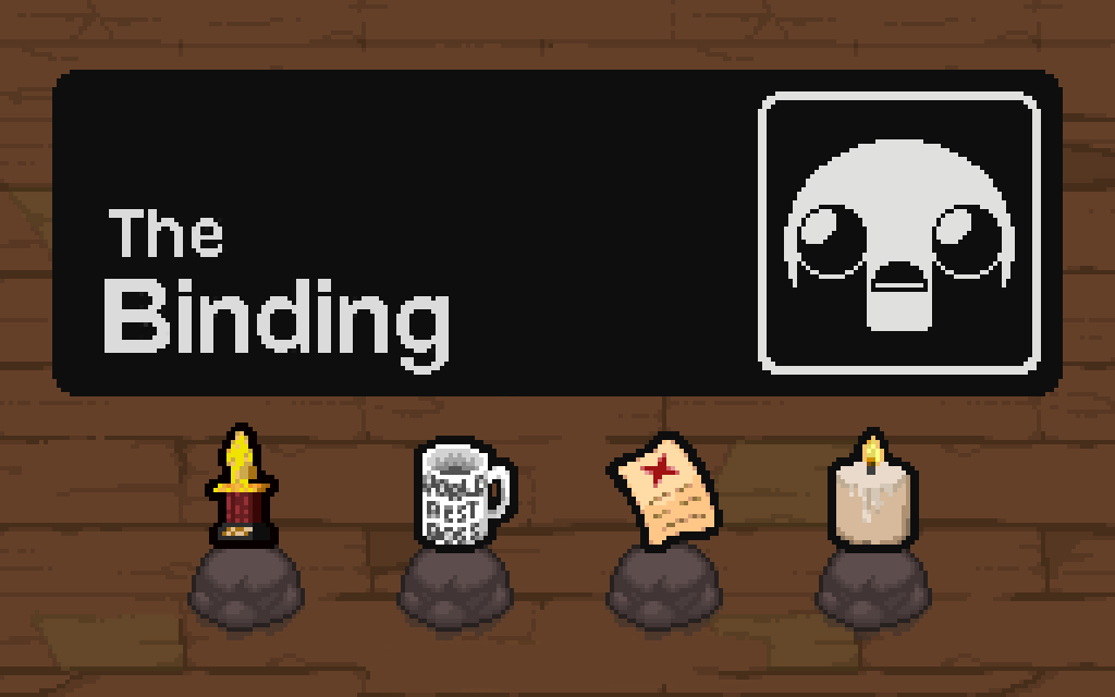 A promotional image for the mod displaying the new items and logo.